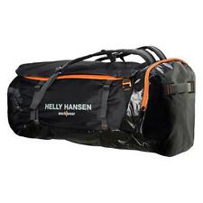 HELLY HANSEN 79568 120 LITRE DUFFLE BAG BLACK FOR TRAVEL/LEISURE BNWT GREAT ITEM