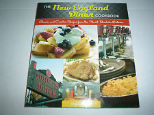 The New England Diner Cookbook Softcover New Mike Urban Classic Creative Recipes