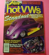 DUNE BUGGIES AND HOT VWs MAGAZINE MAR/1995...PRO SHOW STANDOUT...CENTERSPREAD