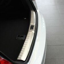 Stainless Steel Inner Rear Bumper Protector trims for Audi A4 2009-2014