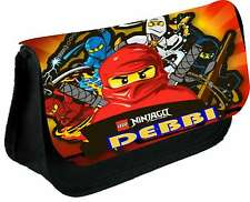 Lego Ninjago #1 personalised pencil cases