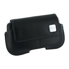 Genuine Blackberry Curve (8900) Horizontal Holster (Black)
