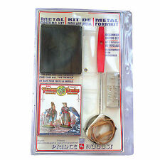 Fantasy Elves Prince August Metal Casting Starter moulds kit PA15620