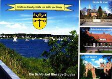 Rieseby - Stubbe / Schlei, Ansichtskarte, 2014 gelaufen