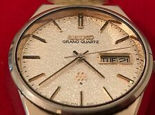 Orologio Seiko Grand Twin Quartz 9943 8020 Dial Starlight GQ Vintage