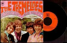 "THE TREMELOES - My Little Lady / All The World To Me - SPAIN SG 7"" CBS 1968"