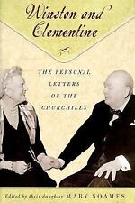 Winston and Clementine: The Personal Letters of the Churchills, Clementine Churc