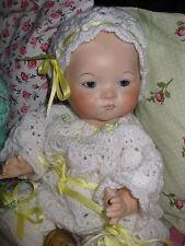 Armand Marseille 341 Dream-baby cabeza y cuerpo pappmachee colección resolución