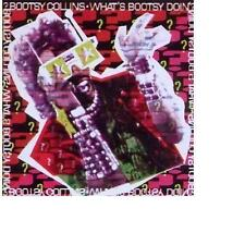 Bootsy Collins What's Bootsy Doin'?  / CBS CD 1988