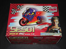 Vintage Graupner Kyosho, 1/5 Nuova Faor SF501 RC Motorcycle.