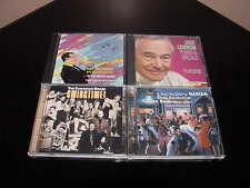 RAY ANTHONY THE CANADIAN BRASS CLAUDE BOLLING BIG BAND JACK LEMMON 4CD JAZZ LOT