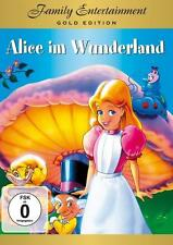 Alice im Wunderland (Family Entertainment Gold Edition) DVD Neu!