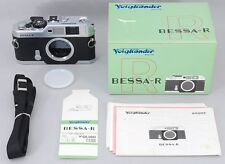 【N MINT IN BOX】 Voigtländer Voigtlander Bessa-R 35mm Rangefinder Body From Japan