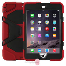 """Waterproof""Case For iPad Mini 1/2/3 2/3/4 air 1/2 Shockproof Heavy Duty Stand"