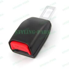Car Seat Belt Extender Safety Eliminator Alarm Stopper Buckle Press Insert Clip