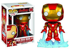 IRON MAN IRONMAN MARVEL THE AVENGERS AGE OF ULTRON POP FUNKO FIGURE TONY STARK 1