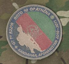JSOC ISAF CANADIAN FORCES ROTO 10 OPERATION ATHENA 2010-11 Kandahar Afghanistan