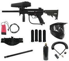 """Tippmann A5 RT Response Extreme Sniper Paintball Rifle Gun 22"""" Barrel Package"""