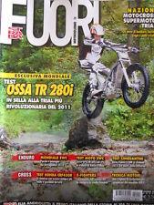 MOTOCICLISMO FUORISTRADA n°11 2010 Ossa TR 280 - Honda CRF 450 R [P41]