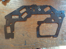 ELY-Q VISION 90 CARBON FIBRE MAIN FRAME & SPACERS ETC