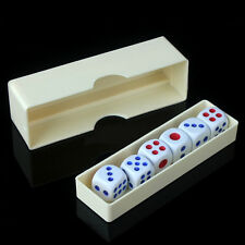 6Pc Street Stage Magic Dice Magic Props Kid Baby Toys Xmas Gifts Tricks  Tool