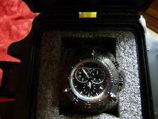 Invicta Men's Subaqua Noma III Sport Black Ion-Plated Chrono Watch Model# 5508