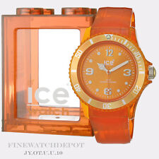 Authentic Ice Jelly Orange Unisex Watch JY.OT.U.U.10