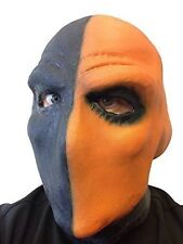 DEATHSTROKE MASCHERA SLADE WILSON FRECCIA TV arkum origini fumetto Fancy Party