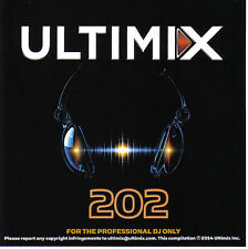 Ultimix 202 LP Demi Lovato NONONO Lady Gaga Sage The Gemini Mr. Vegas Sean Paul