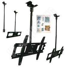 WLM.TAHA075 FULL MOTION HEAVY CEILING MOUNT TV LCD WALL BRACKET TILT SWIVEL