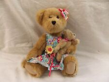 Boyds Bears Plush FLORA AND LIL' BELL LUVINBLOOM   #4022613 w/ tag