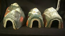 Lionel Trains Paper Mache Railroad Mountain Tunnel 027 Gauge Lot of 3 Large Rare