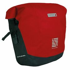 Altura ARC 15 Roll Top Bike/Cycling/Cycle/Biking Pannier Bag - Red