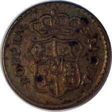 pci2009) Peso monetale Doppia di Spagna