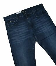 Hugo Boss 50313113 dark blue Stretch Denim Charleston slim fit jeans w32/l30