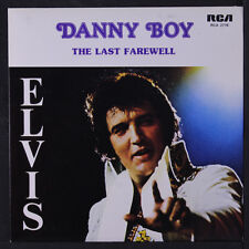 ELVIS PRESLEY: Danny Boy / The Last Farewell 45 (Canada, PC) Oldies