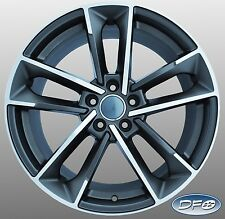 "20"" 2016 RS7 STYLE WHEELS RIMS FITS AUDI A4 A5 A6 A7 A8 S5 S6 S7 S8 RS6 Q5 1329"
