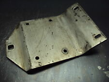 1980 80 SKI DOO 440 BOMBARDIER 9500 SNOWMOBILE ENGINE MOTOR PLATE SUPPORT