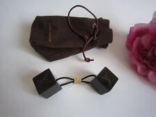 Louis Vuitton hair cubes bobbles accessory. Mint. 100% authentic Louis Vuitton.