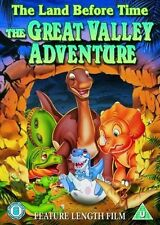 "The Land Before Time II (2) - ""The Great Valley Adventure"" (DVD 2006) Region 2**"