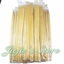 "75pcs 15size 7.9"" 20cm Double Pointed Bamboo Knitting Needles"