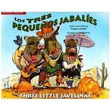 Los tres pequeños jabalÃes  The Three Little Javelinas-ExLibrary