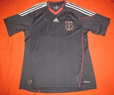 Germany 2010 Black Road adidas Jersey Men L World Cup