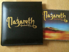 Nazareth, Greatest Hits, CD Set in Lederverpackung!UK only (1988)lim. Rar,Top!!