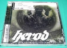 Herod - For Whom the Gods Would Destroy CD NEW SEALED