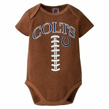 Indianapolis Colts NFL Baby Football Bodysuit, 0-3 Months, New With Tags