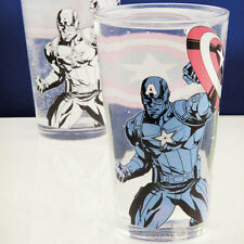 Official Civil War Captain America Colour Change Glass - Boxed Novelty Gift