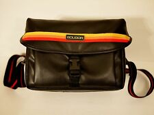 SOLIGOR Camera and Lens Case Soft Synthetic Leather Padded Shoulder Bag, EUC