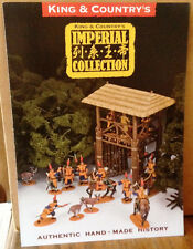 NEW!! King & Country Leaflet Imperial China Collection 6 Pages 2014