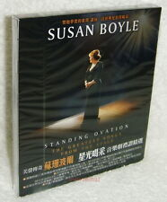 Susan Boyle Standing Ovation The Greatest Songs From The Stage Taiwan CD w/BOX